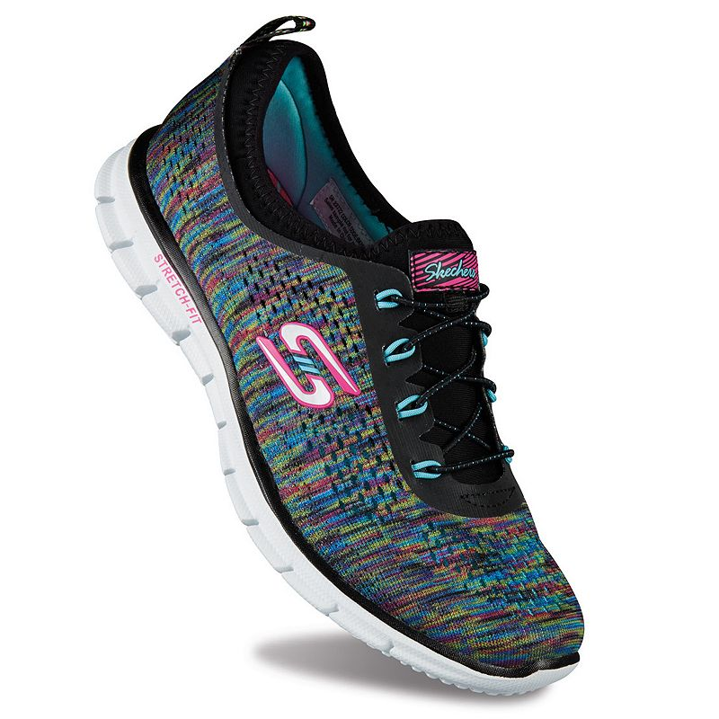 Skechers Stretch Fit Glider Deep Space Women's Shoes