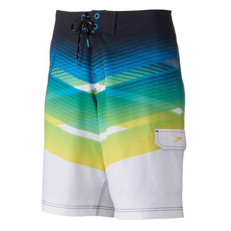 Men's Speedo Crosscut Engineered Board Shorts