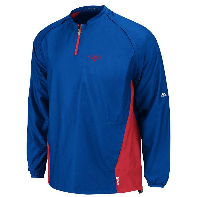 Majestic Adult Baseball Convertible Triple Peak Gamer Jacket