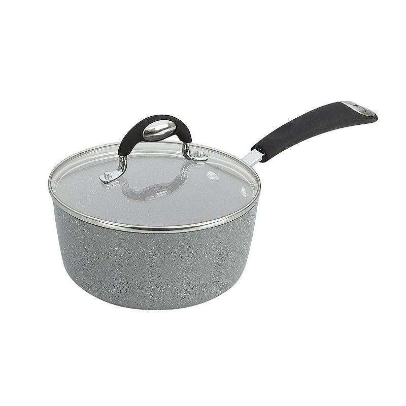 Bialetti Granito 2-qt. Nonstick Aluminum Saucepan