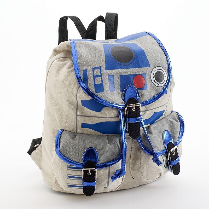 Star Wars R2D2 Knapsack Backpack