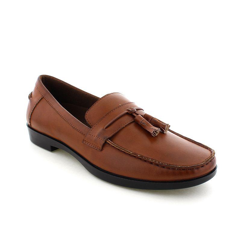 Deer Stags Bates Men's Dress Loafers