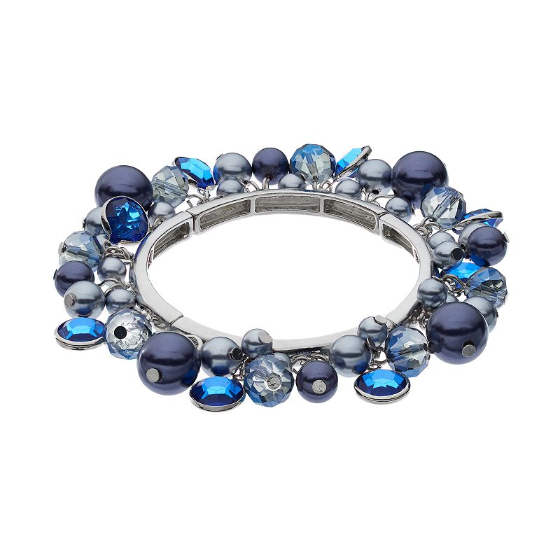 Croft & Barrow® Beaded Stretch Bracelet