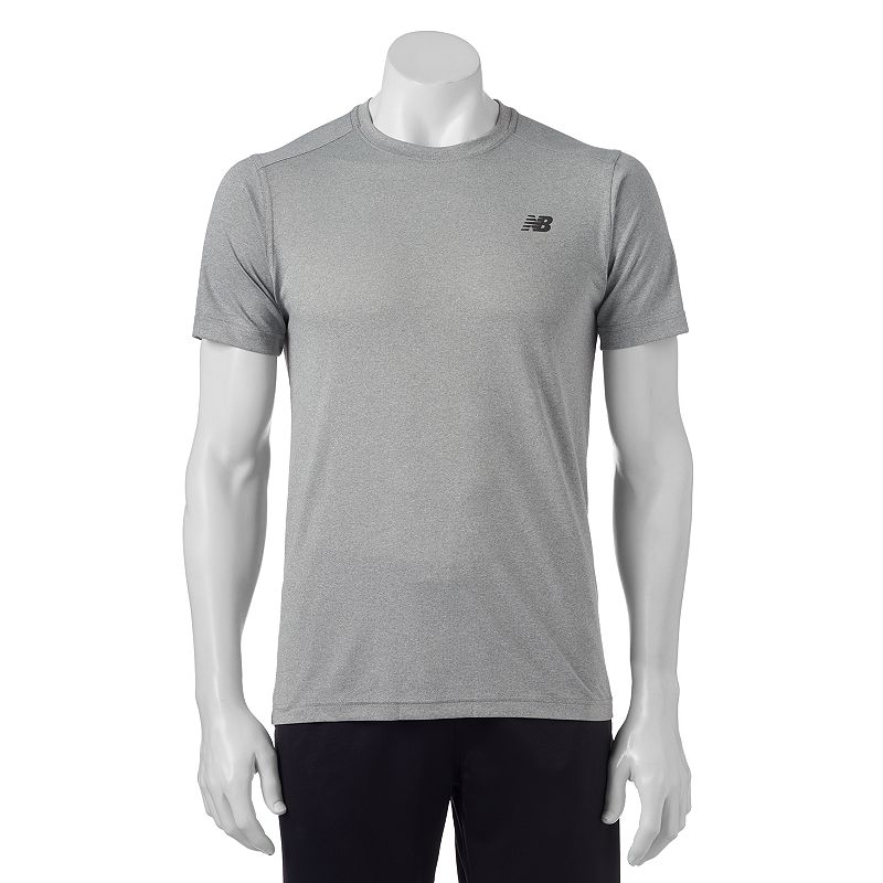 Men's New Balance Heather Tech Tee
