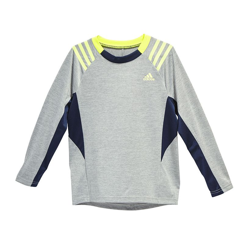 adidas climacool Boys 4-7x Performance Power Trainer Top