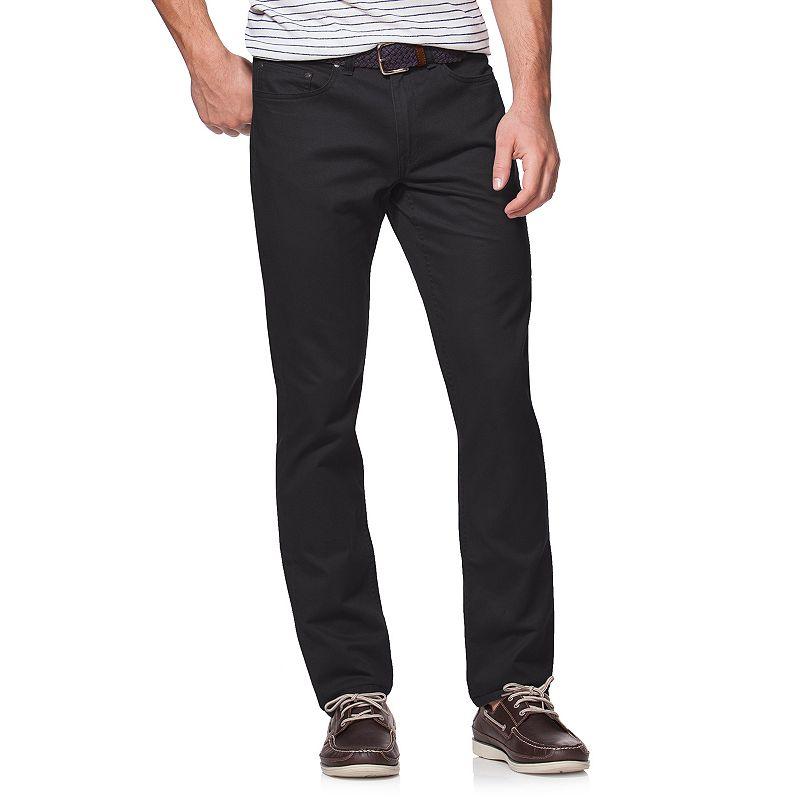 Men's Chaps Slim-Fit 5-Pocket Pants