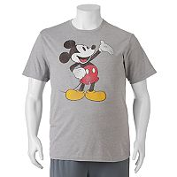 Big & Tall Disney's Mickey Mouse Tee