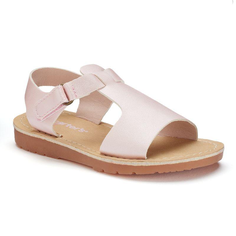 Carter's Mini Toddler Girls' Shimmering Sandals