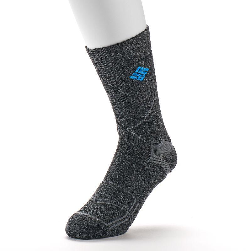 Men's Columbia Sportswear Merino Performance Hiking Crew Socks