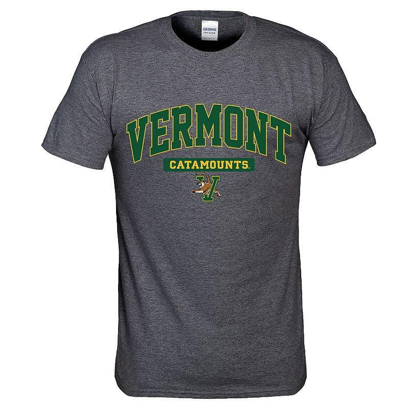 Men's Vermont Catamounts Next Generation Arch Tee