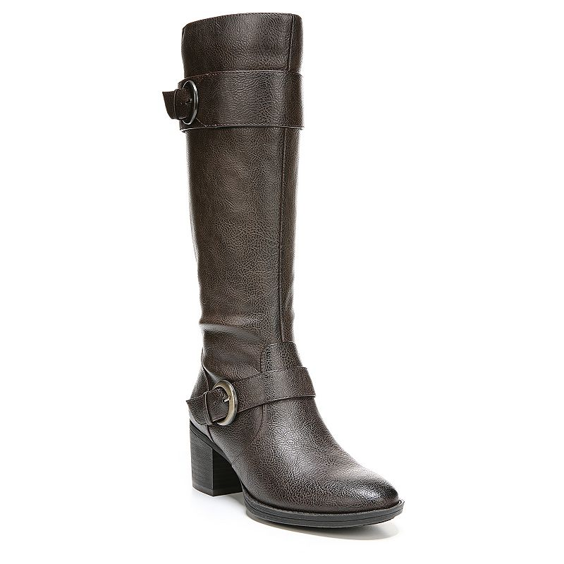 NaturalSoul by naturalizer Zahara Women's Knee-High Riding Boots
