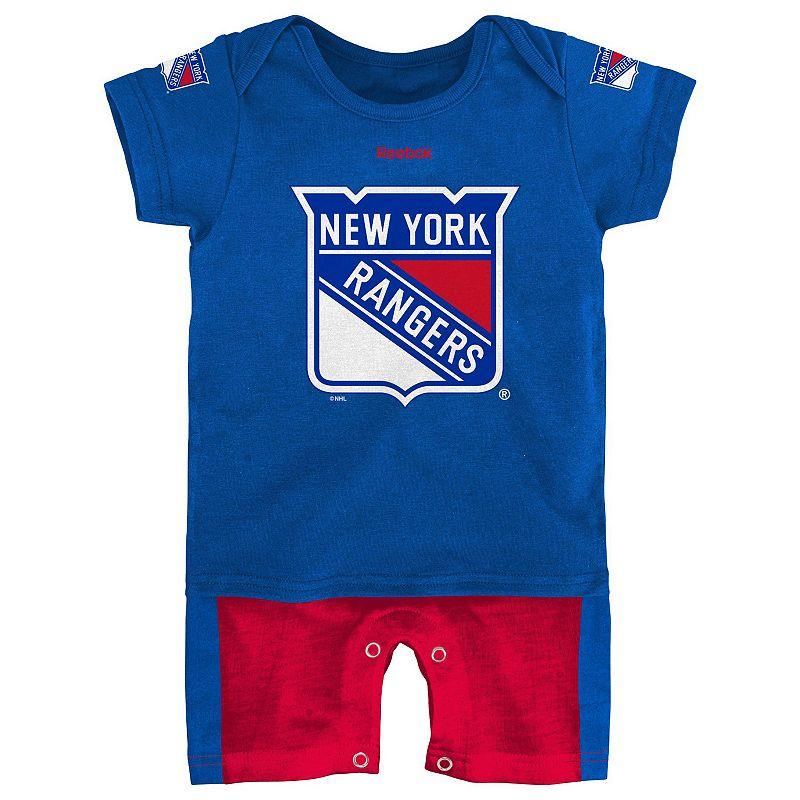 Baby Reebok New York Rangers Fan Jersey