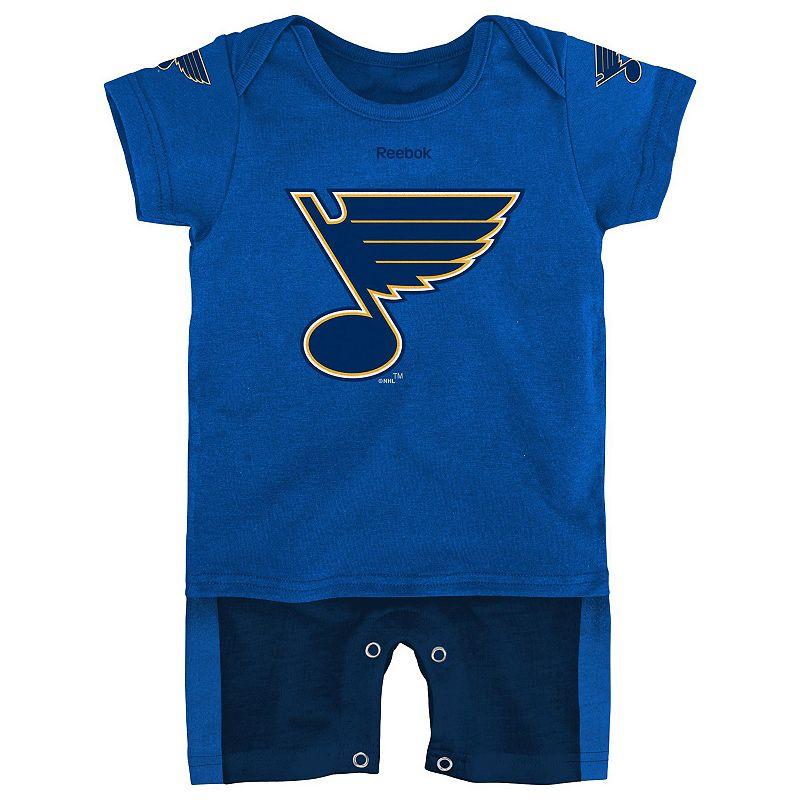 Baby Reebok St. Louis Blues Fan Jersey