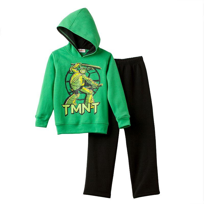 Boys 8-20 Teenage Mutant Ninja Turtles 2-Piece Set