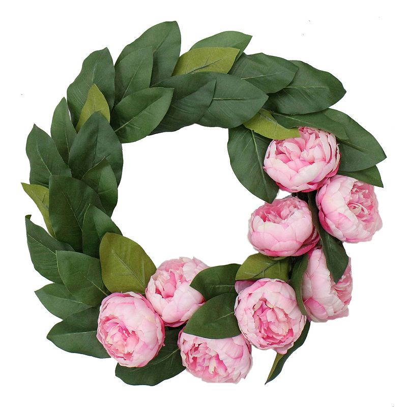 SONOMA life + style® Artificial Peony Wreath