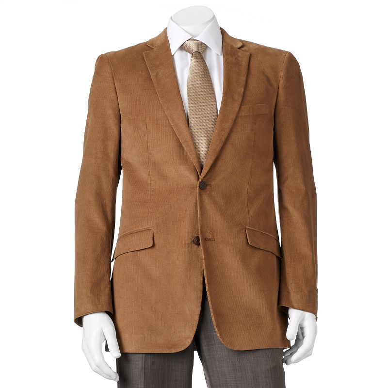 Men's Adolfo Slim-Fit Wale Corduroy Sport Coat