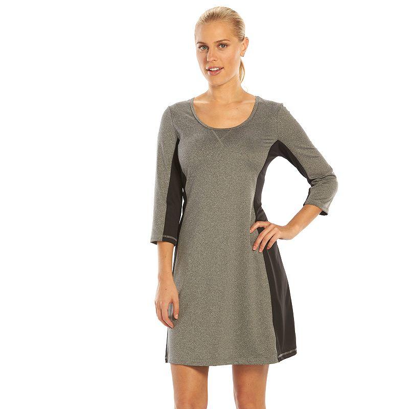 Tek Gear® Colorblock Scoopneck Fitness Dress - Women's