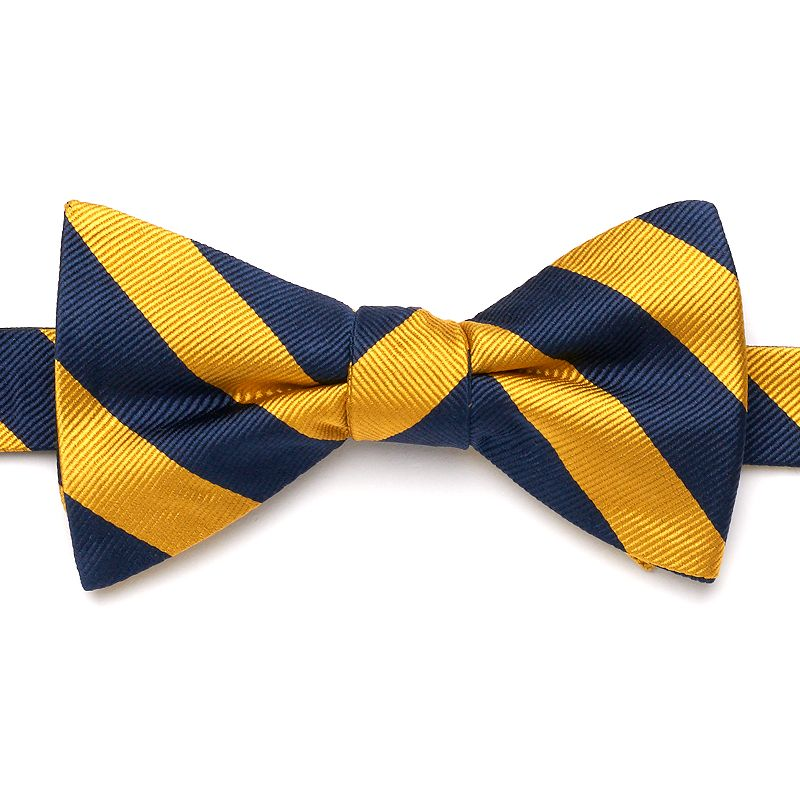 Bow Tie Tuesday Striped Pretied Bow Tie - Men