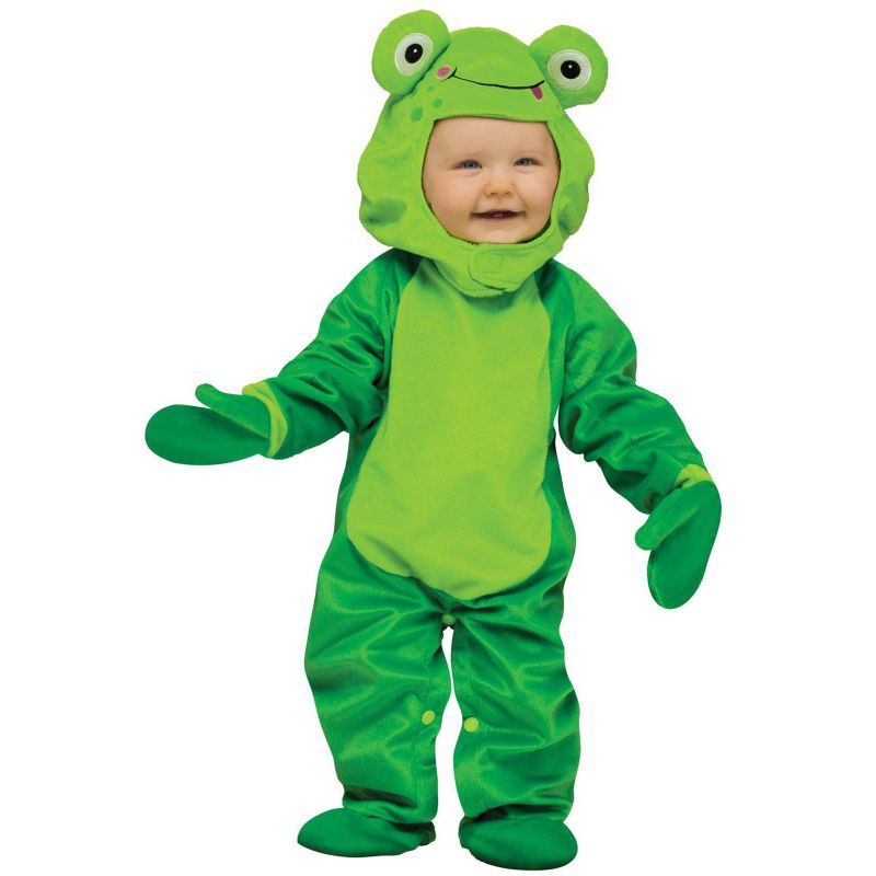 Frog Costume - Baby (Blue)