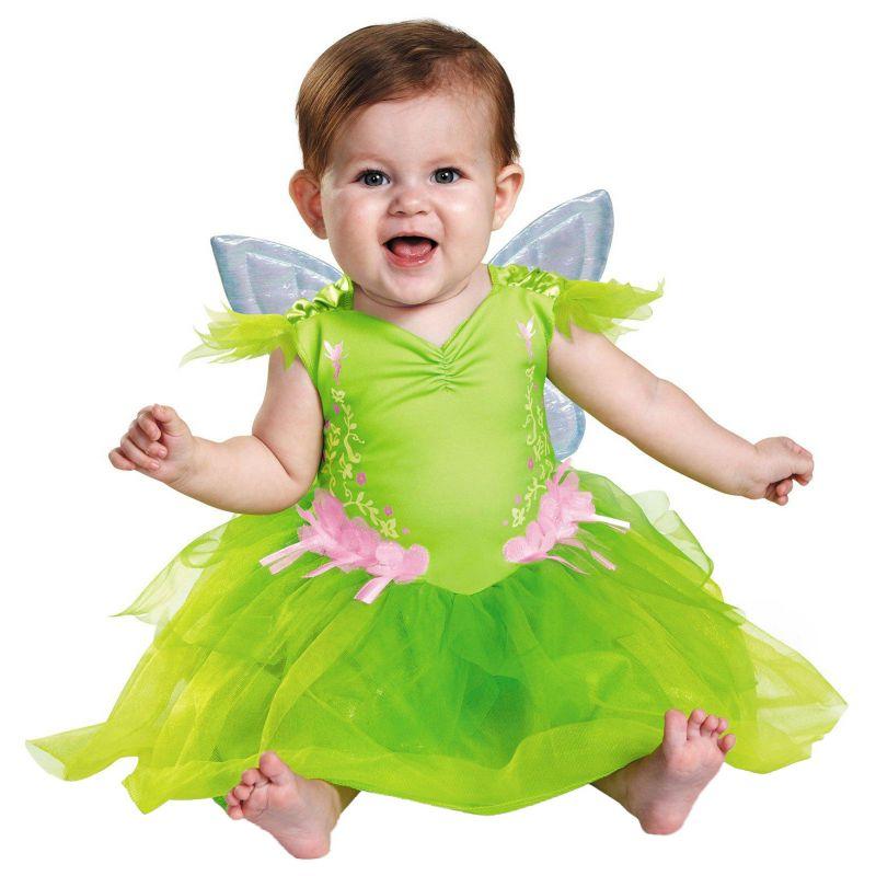 Disney's Tinker Bell Costume - Baby (Blue)