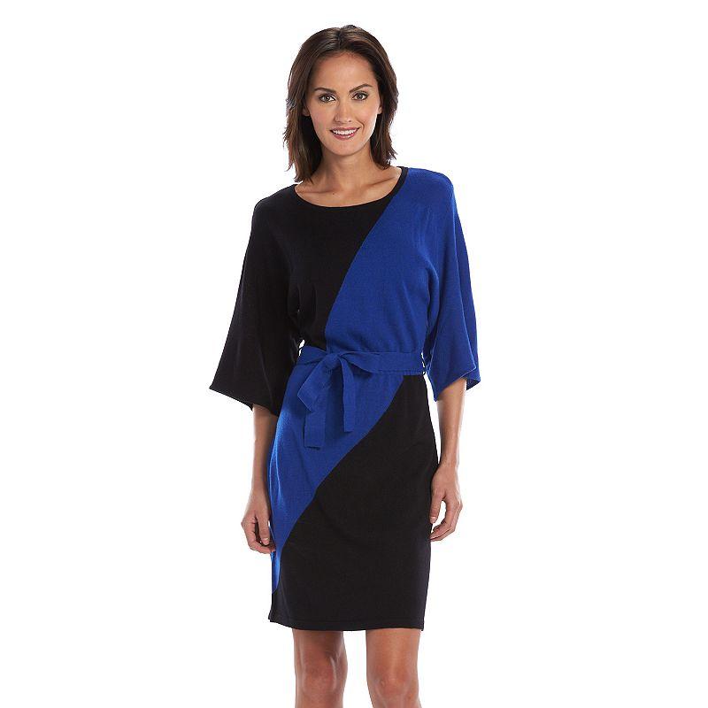 Chaya Colorblock Sweaterdress - Women's