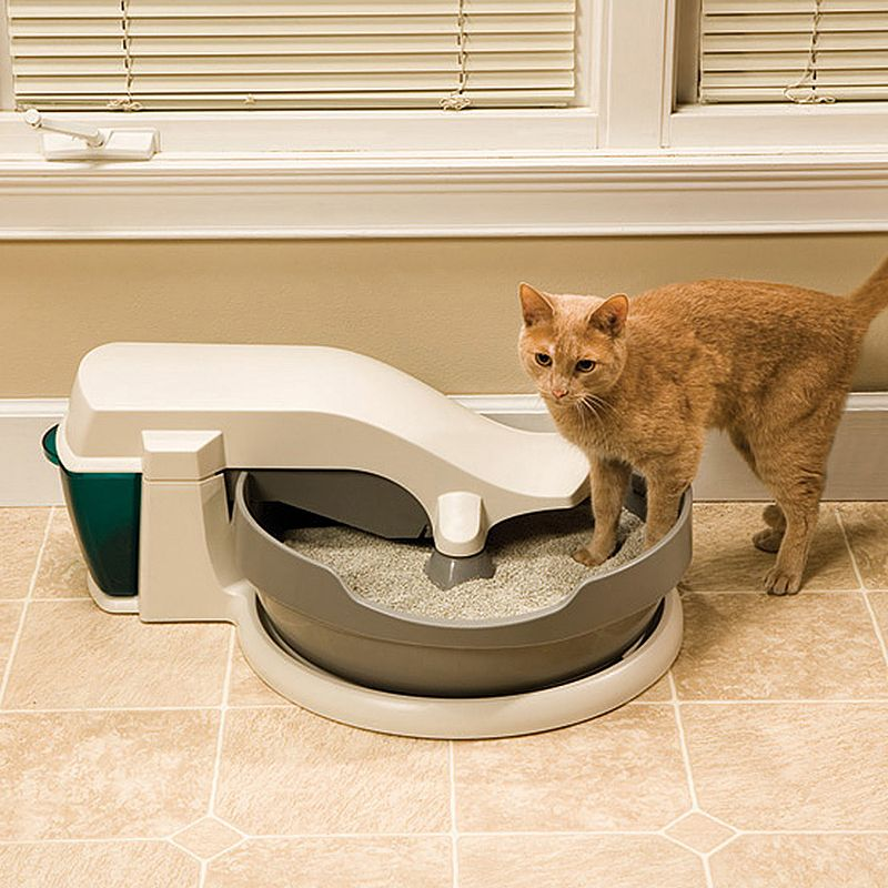 PetSafe Simply Clean Automatic Kitty Litter Box System