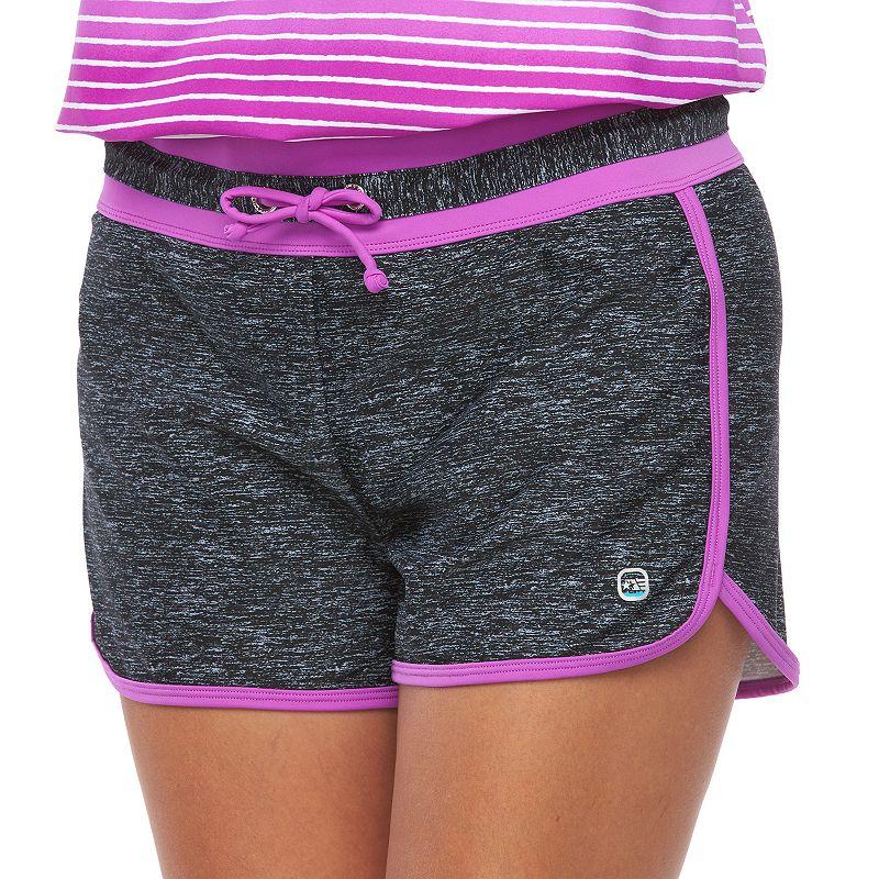 Women's Free Country Space-Dye Swim Shorts