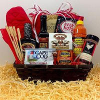 Fifth Avenue Gourmet The Ultimate BBQ Gift Basket