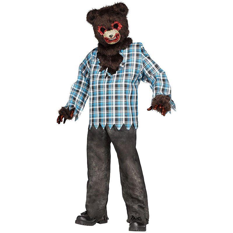 Scary Teddy Bear Costume - Kids