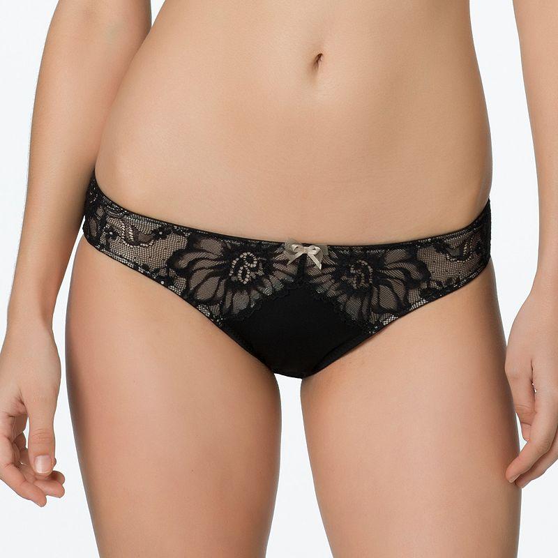 Paramour by Felina Dawn Lace Bikini Panty 630032