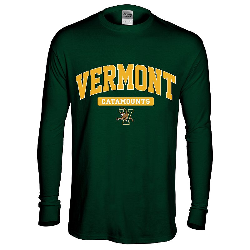 Men's Vermont Catamounts Next Generation Arch Tee
