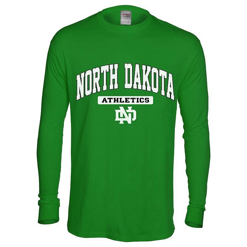 Men's North Dakota Next Generation Arch Long-Sleeve Tee