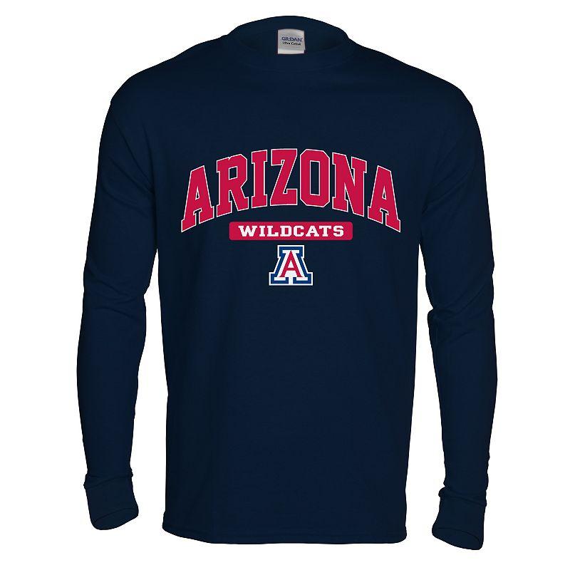 Men's Arizona Wildcats Next Generation Arch Long-Sleeve Tee