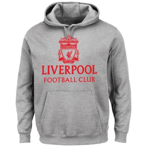Premier League Liverpool FC Crest Hoodie - Men