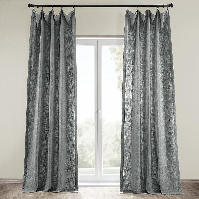 EFF Heavyweight Solid Curtain