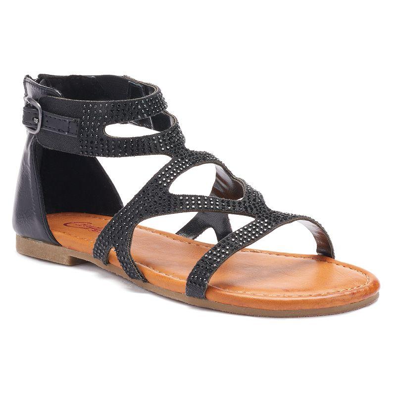 Candie's® Girls' Gladiator Sandals