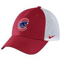 Adult Nike Chicago Cubs Heritage86 Dri-FIT Adjustable Cap
