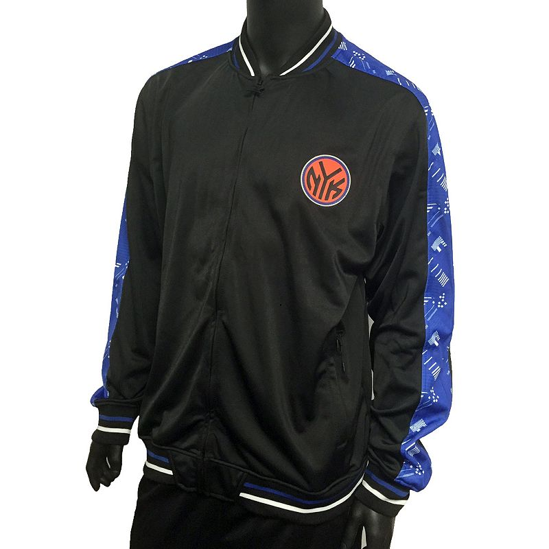 Men's Zipway New York Knicks Signature Basics Jacket