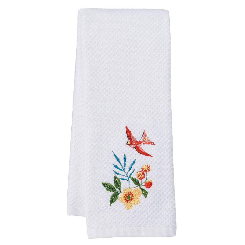 Food Network™ Floral Bird Kitchen Towel