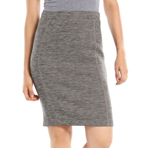 Women's ELLE™ Space-Dye Pencil Skirt