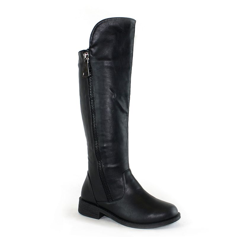 Olivia Miller Sylvan Women's Knee-High Riding Boots