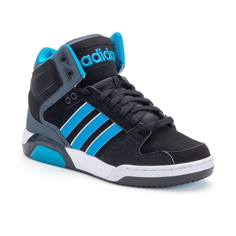 adidas BB9Tis Men's Mid-Top Basketball Shoes