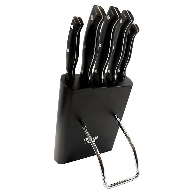 The Sharper Image 6-pc. Knife Set