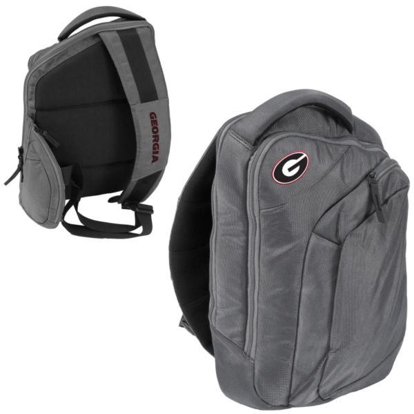 Logo Brand Georgia Bulldogs Game Changer Sling Backpack