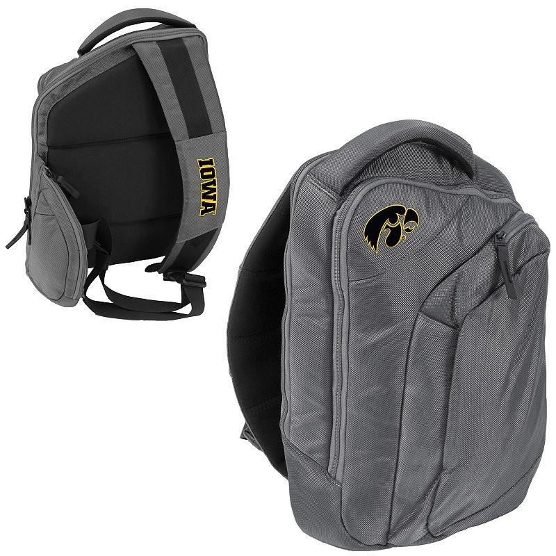 Logo Brand Iowa Hawkeyes Game Changer Sling Backpack