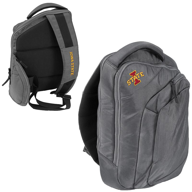Logo Brand Iowa State Cyclones Game Changer Sling Backpack