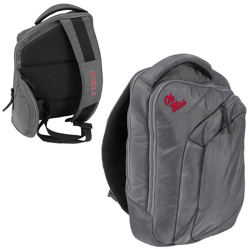Logo Brand Ole Miss Rebels Game Changer Sling Backpack