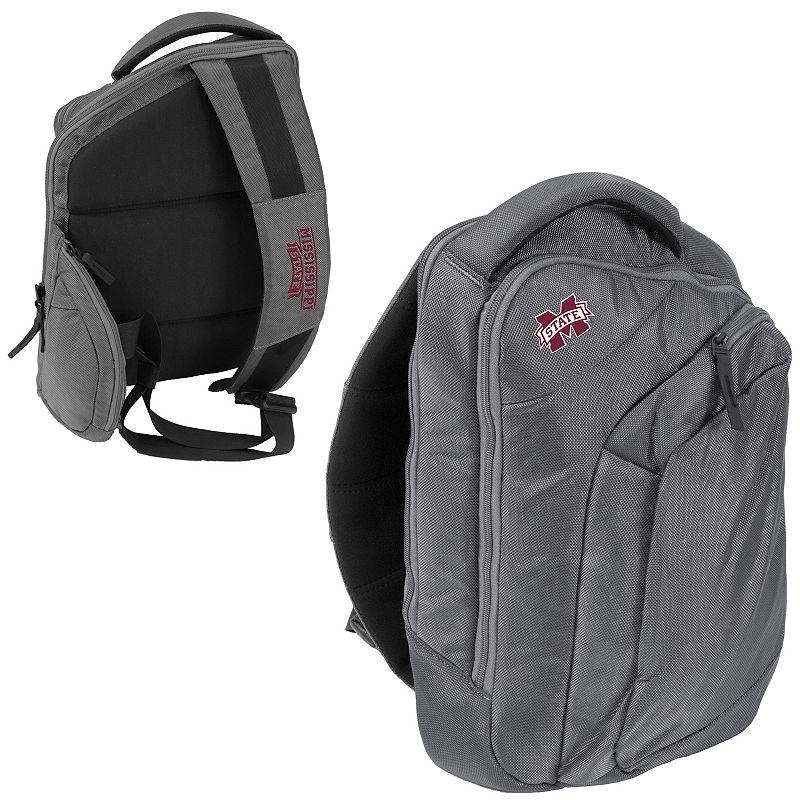 Logo Brand Mississippi State Bulldogs Game Changer Sling Backpack