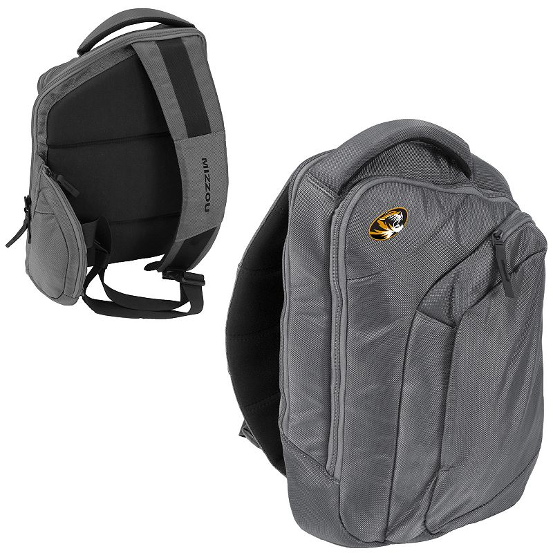 Logo Brand Missouri Tigers Game Changer Sling Backpack