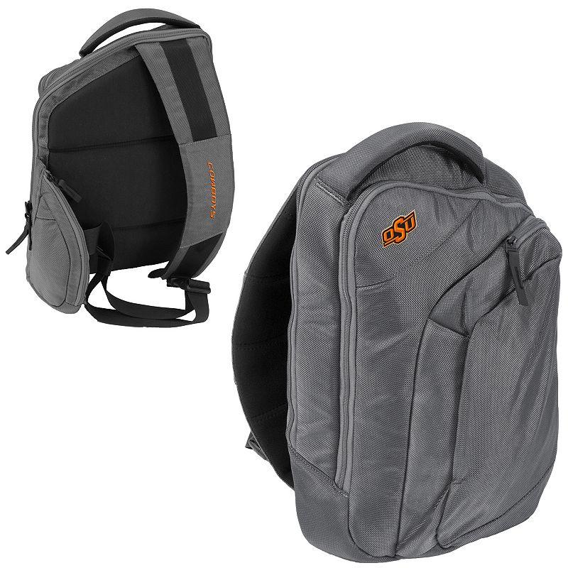 Logo Brand Oklahoma State Cowboys Game Changer Sling Backpack